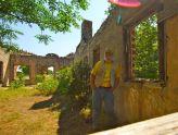 GlenRose - Petrified Building4