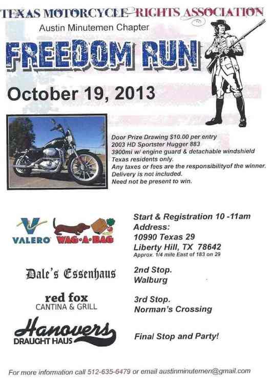 Freedom Run copy
