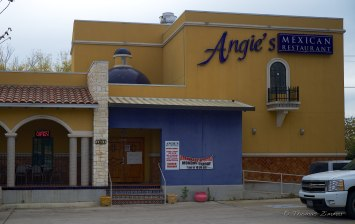 Then off to lunch at Angie's