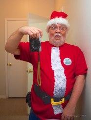 Oooh I really do look like Santa Claus.