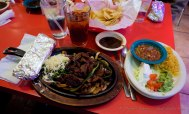 Wonderful Fajitas