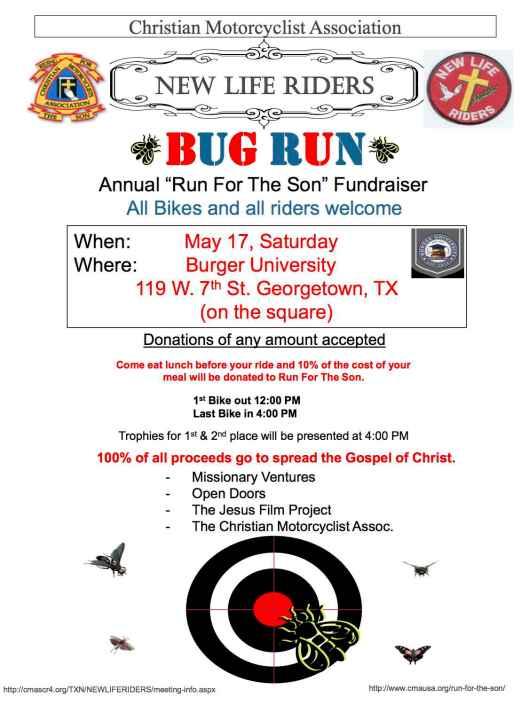 Bug Run 2014