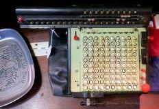 A real adding machine