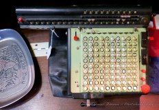 A real adding machine
