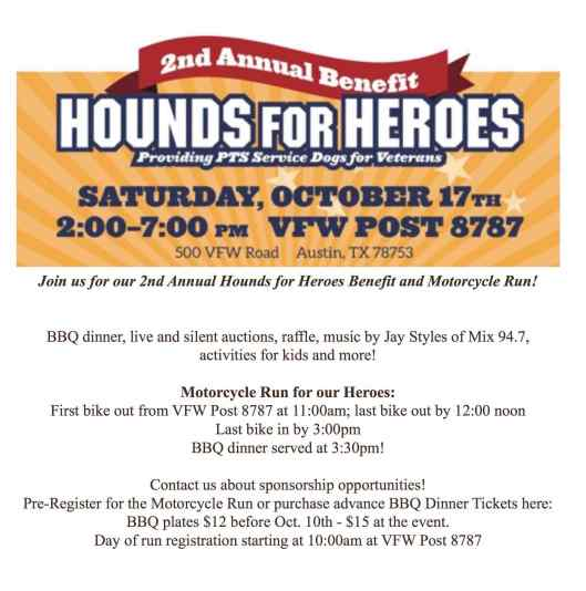 Hounds for Heroes