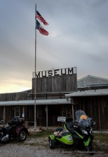 A quick trip through the Comanche museum