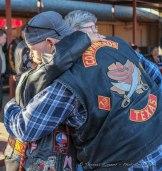 Austin Bandidos MC 49th Anniversary Party at The Goal Post | Tom